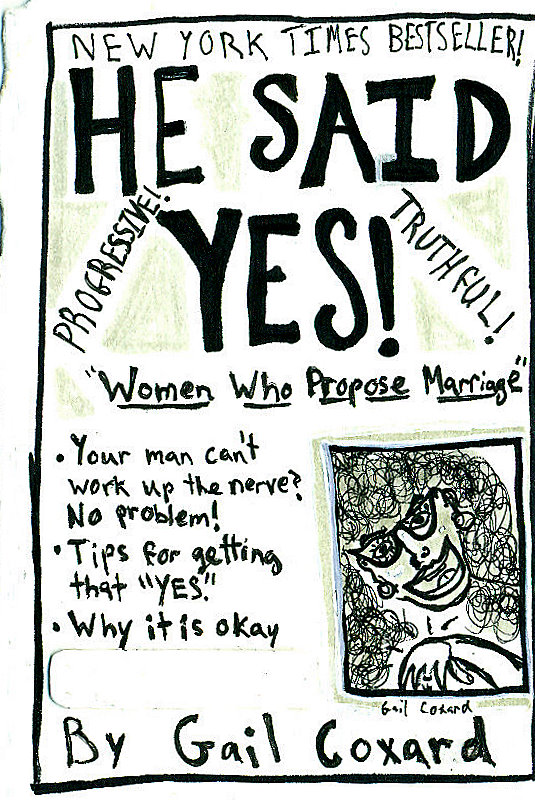 "While not her first bestseller by any means, ""He Said Yes!"" was the book that launched the second part of Gail Coxárd's career and advanced her from a well respected ""Relationship Specialist"" to ""Guru."" It defined her style of dominant and coercive dating and pick-up strategies for women as more than just a collection of methods and techniques. This book made her teachings lore. This book made Coxárd into what she is today, a champion for women's rights and a leading spokesperson for the Right to Dominate movement."