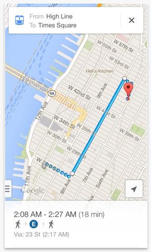Google Maps for iOS - Source: itunes.apple.com
