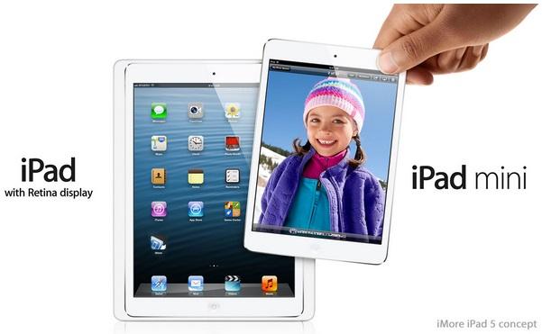 iPad 5 concept - Source: iMore.com