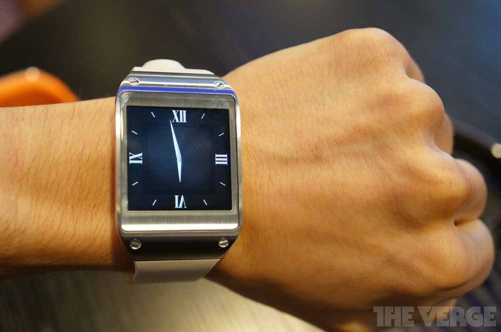 Samsung Gear - Source: The Verge