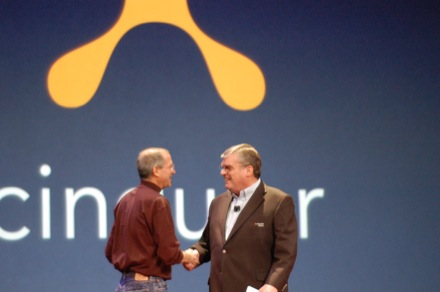 Apple and AT&T (then Cingular) partnership (Original iPhone introduction in 2007)