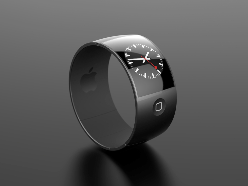 Apple's iWatch - a concept (Source - Forbes)