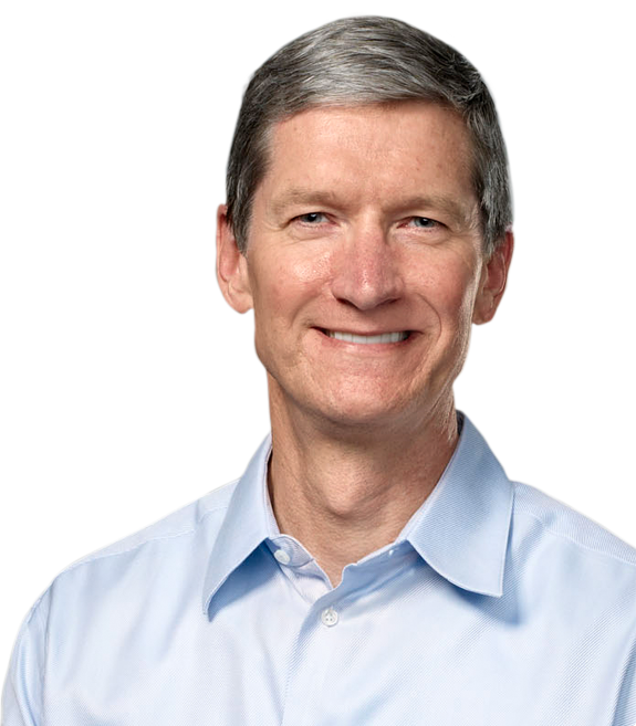 Apple CEO - Tim Cook (Source - Apple.com)