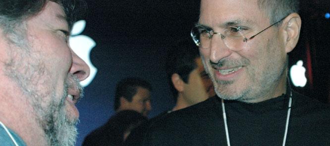 Steve Wozniak and Steve Jobs founded Apple (Source - Woz.org)