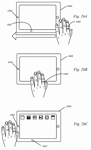 Apple's patent titled 'Magnetic attachment unit' mentions a Ring like controller (Source: USPTO via AppleInsider)