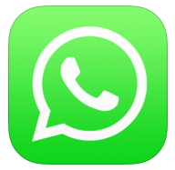 WhatsApp for iPhone (Source - Apple App store)