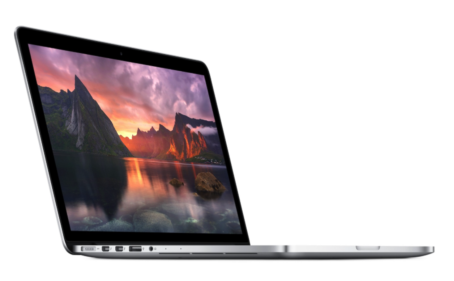 "Apple's 13"" Macbook Pro with Retina display (Source: Apple.com)"