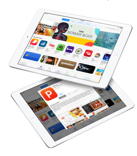 The Apple iPad is still the best tablet that money can buy according to The Verge (Source: Apple.com)