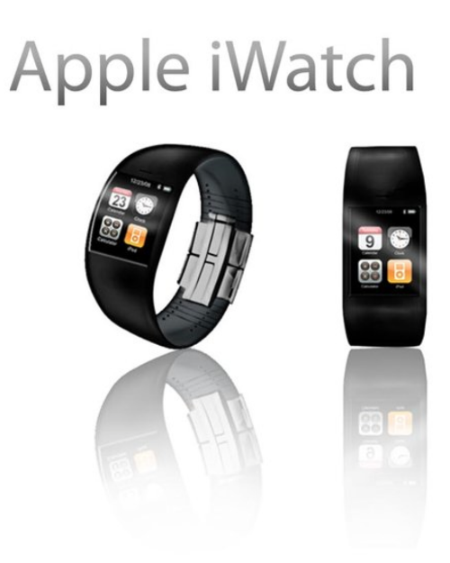 """Why did Apple name its smartwatch, the """"Apple Watch"""", instead of the """"iWatch""""? (Source: Concept Apple Watch design by Itswithakay.deviantart.com before Apple announced its official take on Tuesday)"""