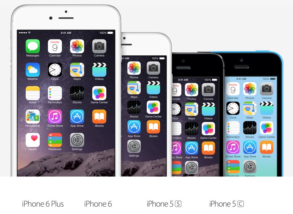 """Where is the """"new"""" 4"""" iPhone?(Source: Apple.com)"""
