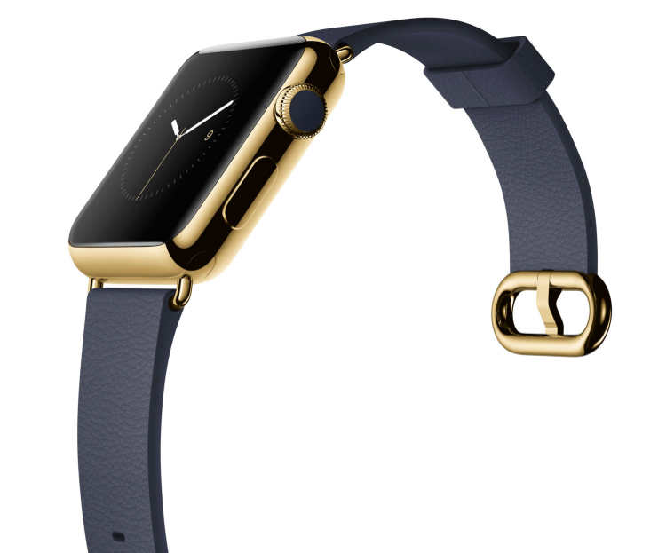 The Apple Watch - a gold mine that Apple managed to invent? (Source: Apple.com)