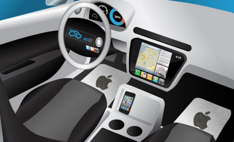 Just another Apple Car concept (Source: iJailbreak.com)