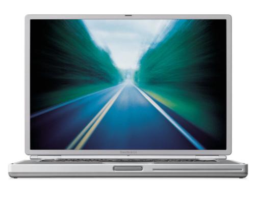 Apple PowerBook G4 released in 2001 (Source: Apple.com)