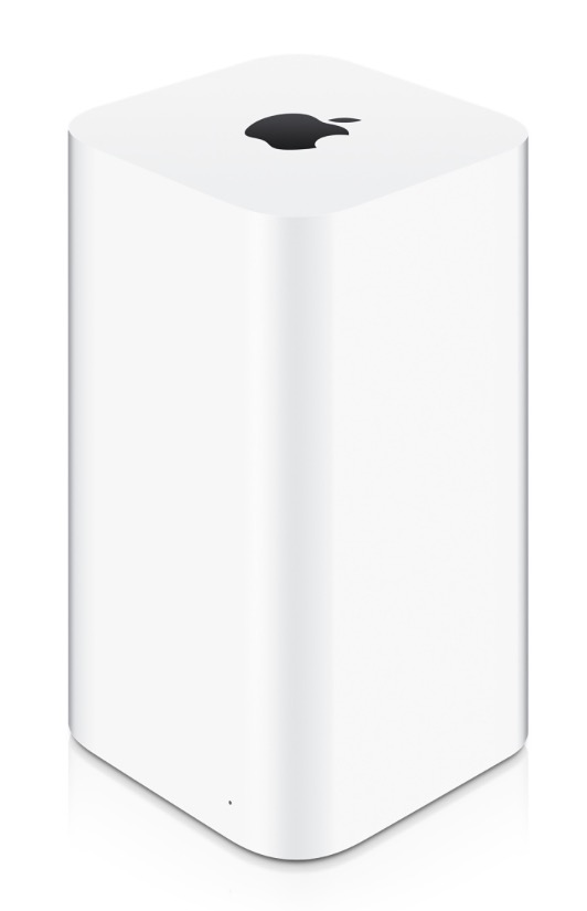 Apple' AirPort Extreme might be in its death bed (Image source: Apple.com)