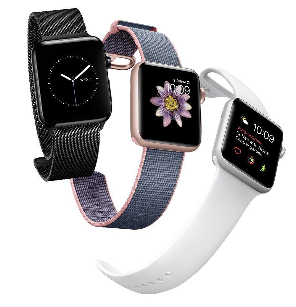 How many Apple Watches has Apple so far this holiday season? Apparently your guess as good as anyone's... (Image source: Apple.com)