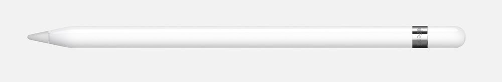 It feels like Apple erroneously prioritized form over function when it comes to how slippery the Apple Pencil is (Image Source: Apple.com)