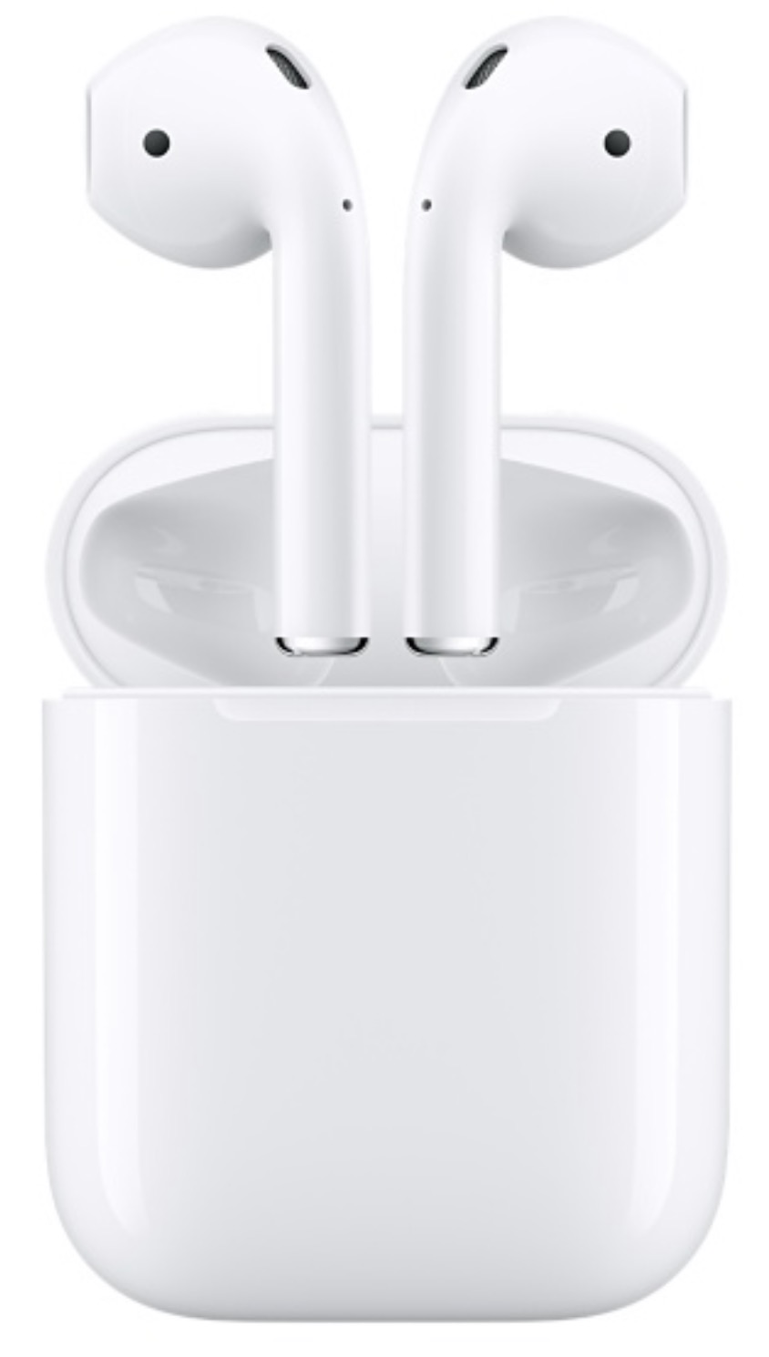 The Apple AirPods (Image Source: Apple.com)