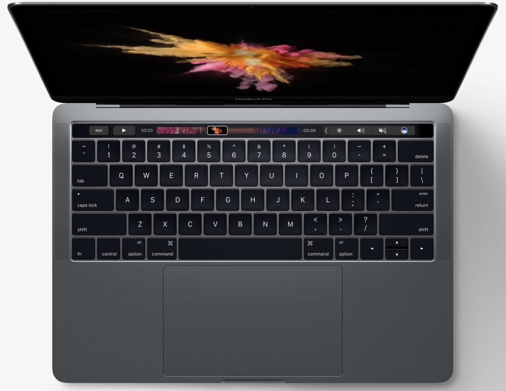 "Is the response to the question, ""When to buy a Mac?"", is ""Certainly not now!"" even with the Apple's newest MacBook Pro with Touch Bar release? (Image Source: Apple.com)"