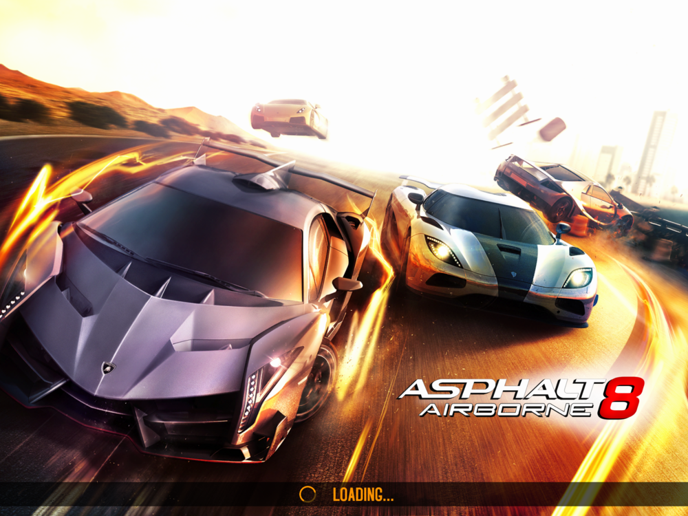 Asphalt 8 Airborne 2016 for iOS