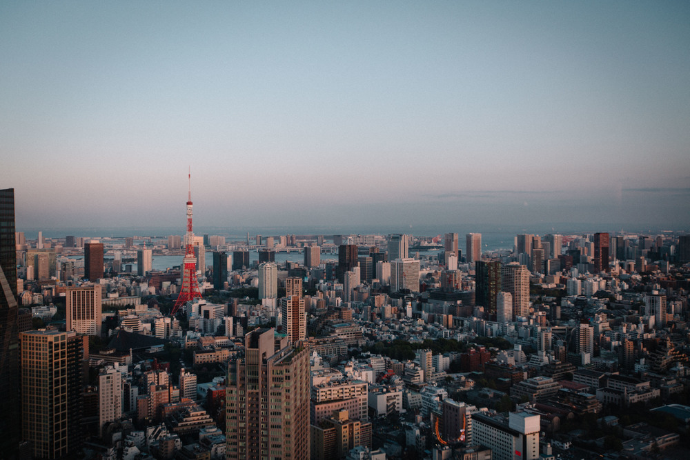 JAPAN - TOKYO 2016