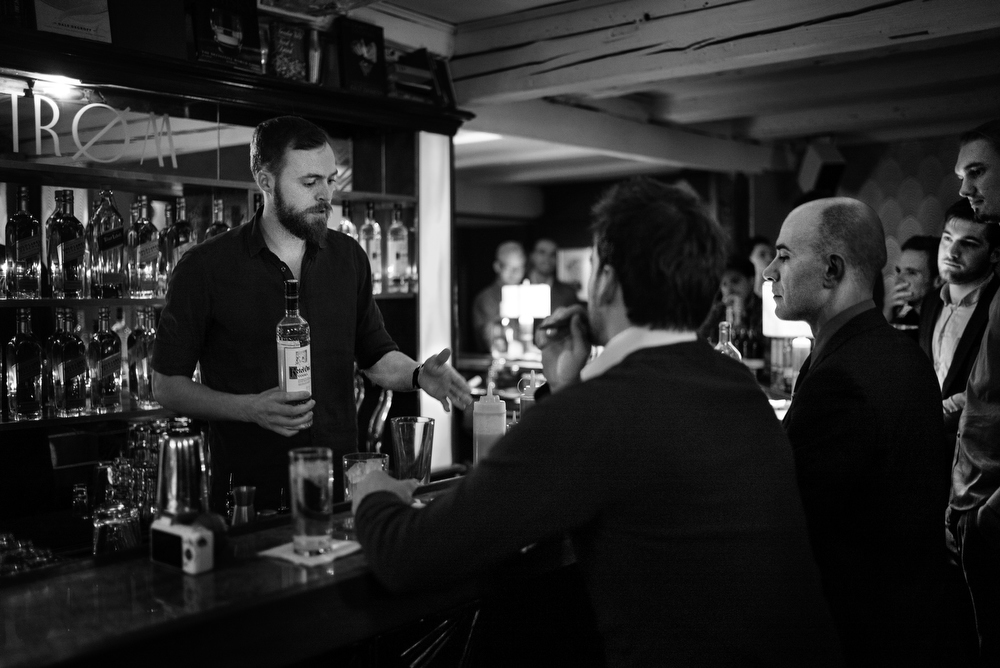 From the DIAGEO RESERVE WORLD CLASS™ Bartender of the Year competition in Copenhagen, Denmark.