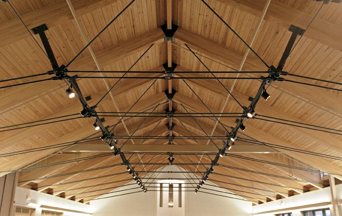 Architectural Tie Rods Tie Rod Truss