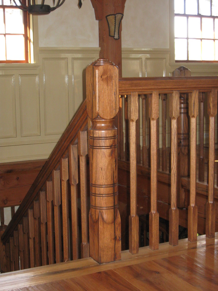 Timber Stair Systems