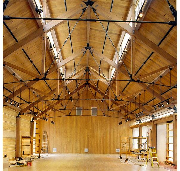 Architectural Tie Rods Tie Rod Truss System