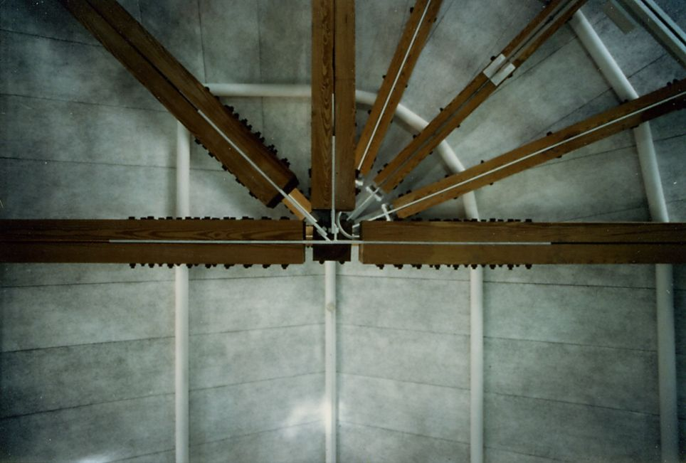 Plate Connected Trusses