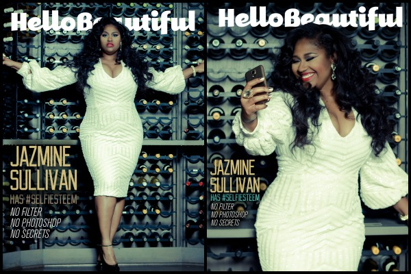 Jazmine Sullivan Doesn't Know Shit About Love  HelloBeautiful.com
