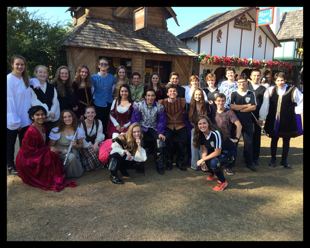 2015-16   UIL OAP Area Finalists - Alternates to Region  3rd Place Texas State Renaissance Festival  11 State Theatrical Design Finalists   3rd Place State UIL Theatrical Design - GROUP  Mackenzie Downard, STATE CHAMPION - UIL Theatrical Design - Marketing   Season Includes:  Alice in Wonderland , Medea, The Sound of Music , and  The Three Musketeers