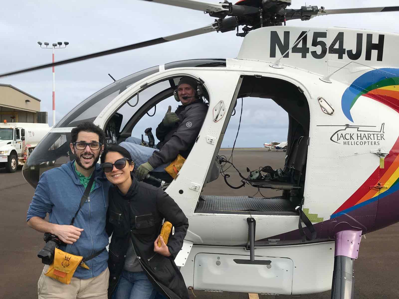 jack harter helicopters kauai hawaii