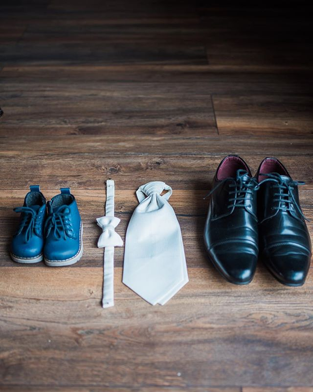 Baby Ben and Daddy's wedding details. Need I say more? 😍  @raisamicallef_mlt