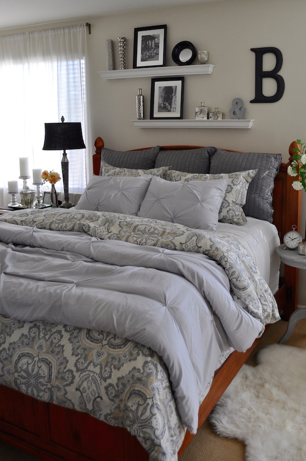 Restyling 1 Comforter Bed Set 10 Different Ways!