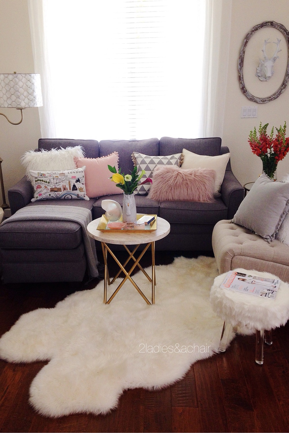 Iu0027m Obsessed With Throw Pillows! It All Started When I Was A Young Girl And  Begged My Mom To Make Euro Sized White Faux Sheepskin Throw Pillows For My  ...