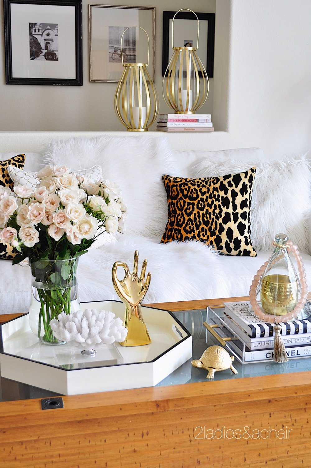 Ideas for Decorating Your Home with Flowers — 2 Ladies & A Chair