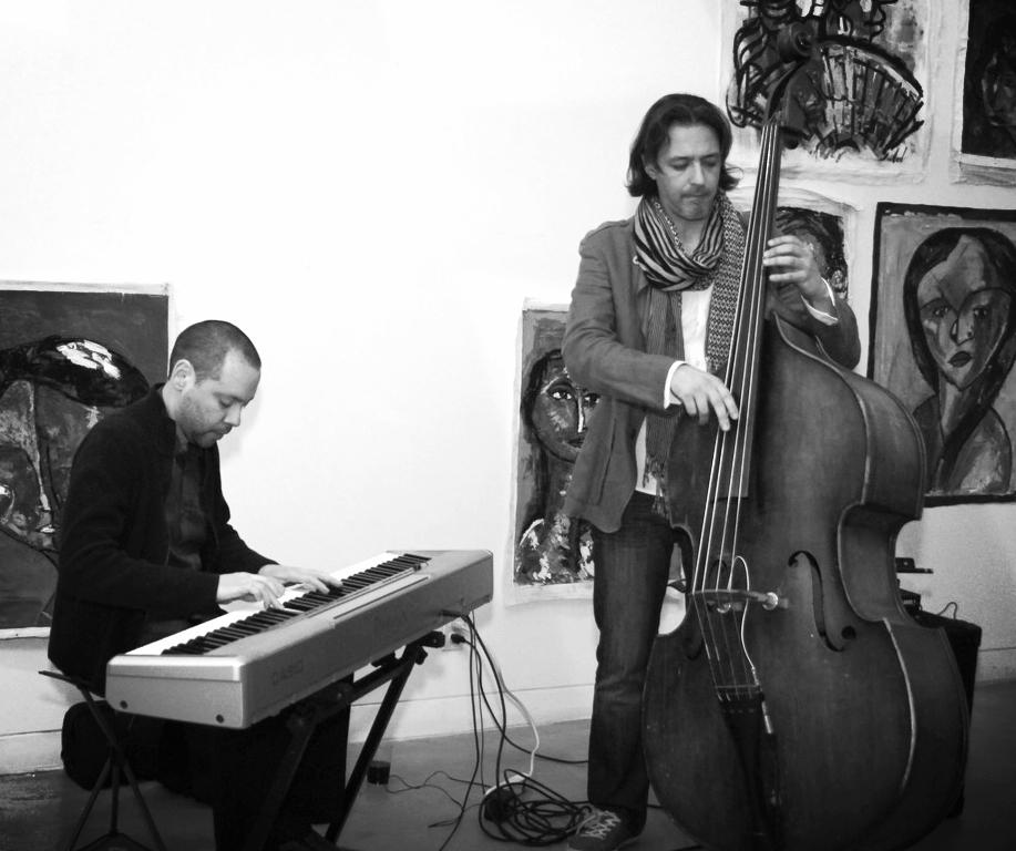 Ariel Dlp Musician Cuban Art Fundraiser