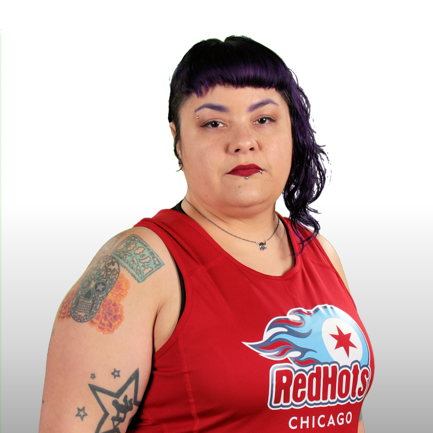 #27 Sarah Reibel