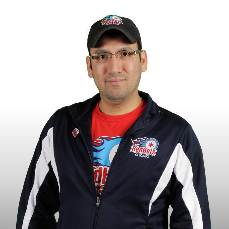 Roman Rodriguez Head Coach