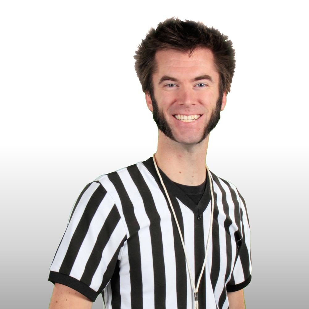 Aaron Mattson Referee