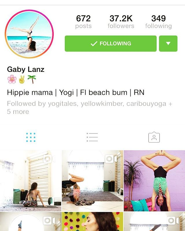 From now on whenever people ask me what my training goals are, I will just refer them here. @gaby__om you inspire me! #stepbystep #yoga #handbalance #flexibility #mobility #strength #goals #health #selfcare #inspired #inspiredlife