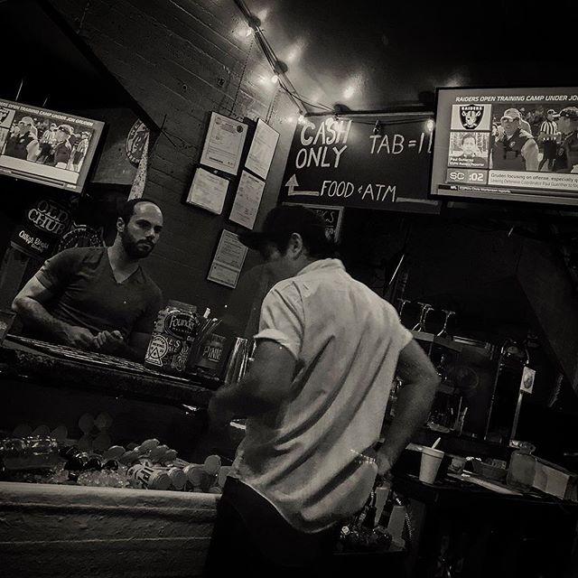 Garage Cafe. 7/28/18.