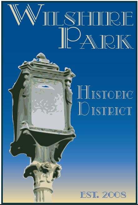 New Wilshire Park Lawn Signs