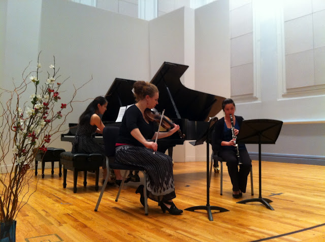 Manhattan School of Music Winter Chamber Festival