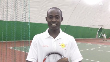 Eric Hagenimana - Former ITF Top 150 Junior In the World
