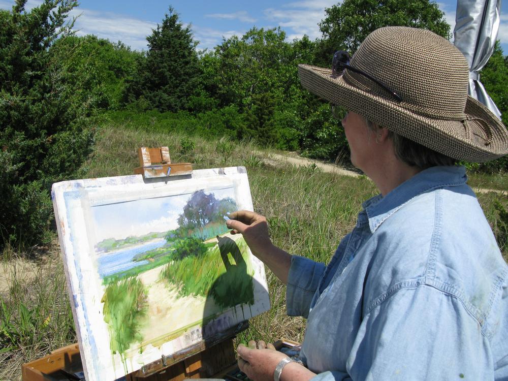 Gallery 31 artist Deb Quinn-Munson