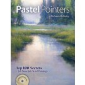 Be sure to read Richard McKinley's book,  Pastel Pointers!  available at northlightbooks, part of  artistsnetwork.com.