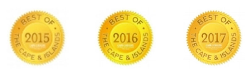 We won best Art Gallery on Cape Cod many years in a row!