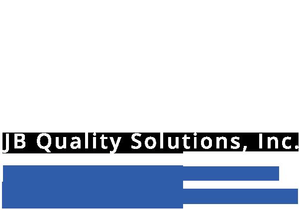 The Handbook — JB Quality Solutions, Inc.