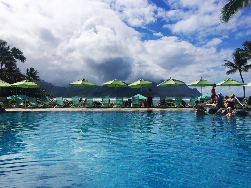 St. Regis Princeville Pool